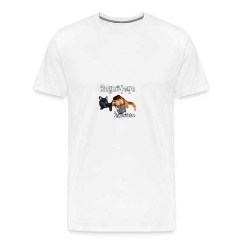 Regentage Boxerliebe - Männer Premium T-Shirt