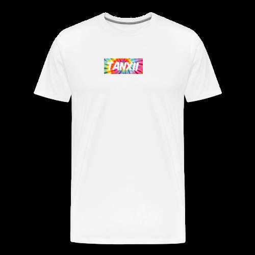 Tye Dye Logo - Men's Premium T-Shirt