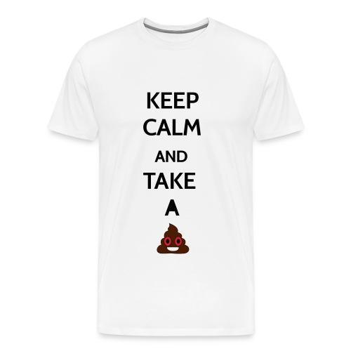 Let`s take a shit -shirt - Männer Premium T-Shirt