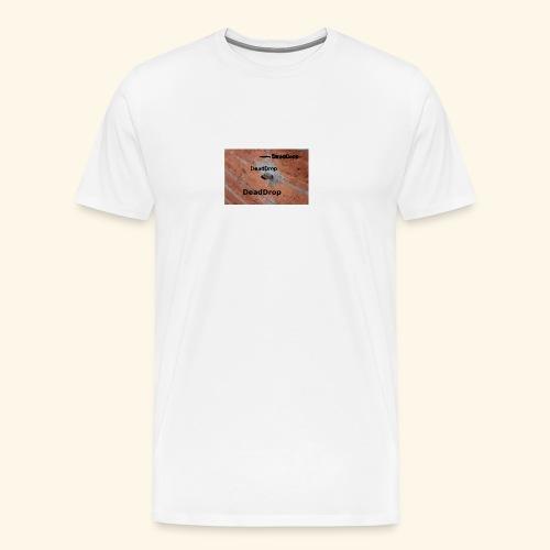 DeadDrop 1 - Männer Premium T-Shirt
