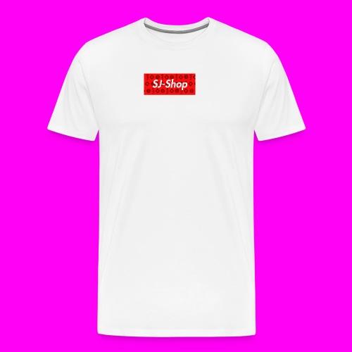 SJ-Shop [STYLE1] - Männer Premium T-Shirt
