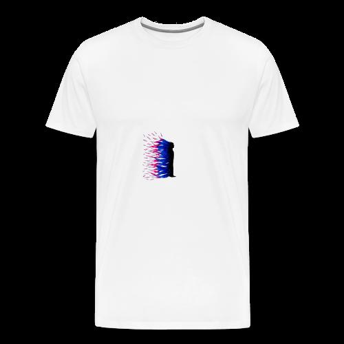 kleurman - Mannen Premium T-shirt