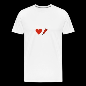 Heart Breaker - Men's Premium T-Shirt
