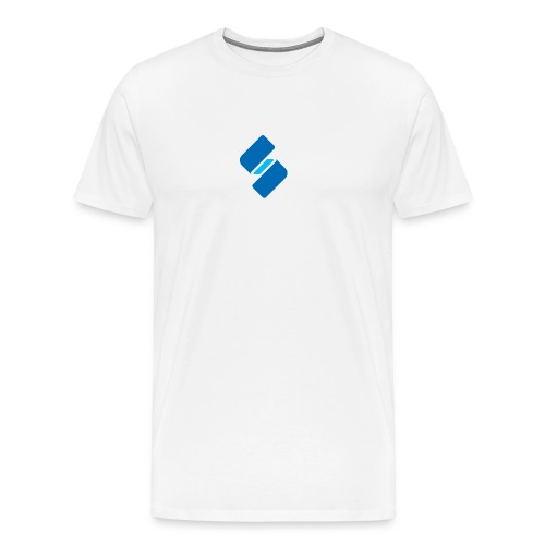 studitemps bildmarke rgb - Männer Premium T-Shirt