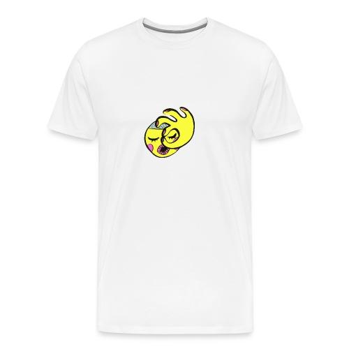EM0JI TEE - Premium T-skjorte for menn