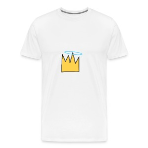 Crown Halo baby's - Mannen Premium T-shirt