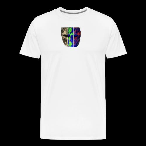 Masken m85 - Männer Premium T-Shirt