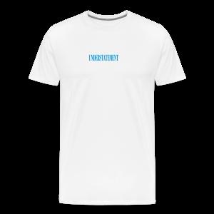 UNDERSTATEMENT - Maglietta Premium da uomo