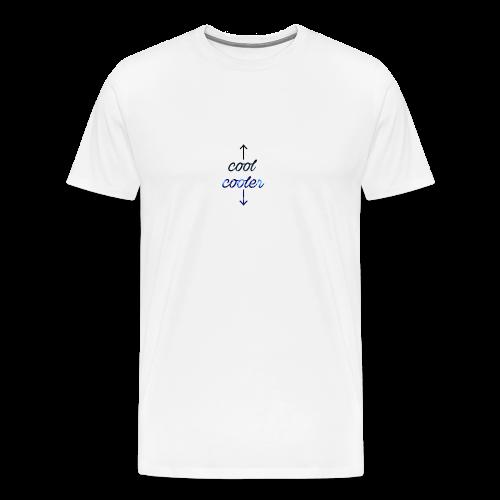 CoolCooler - Maglietta Premium da uomo