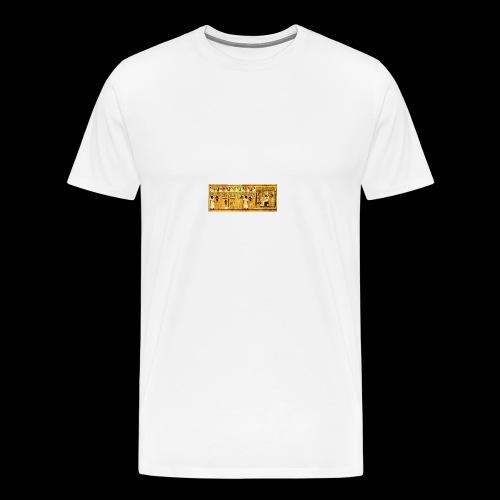El libro de la muerte - Camiseta premium hombre