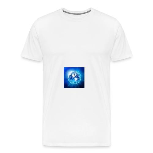 E tshirt - T-shirt Premium Homme