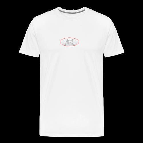Hypz Kreis tee - Männer Premium T-Shirt