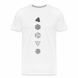 Mr. Project 0.1 - Mannen Premium T-shirt