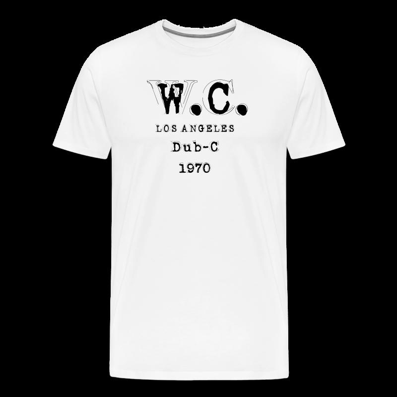LA Collection - Premium T-skjorte for menn
