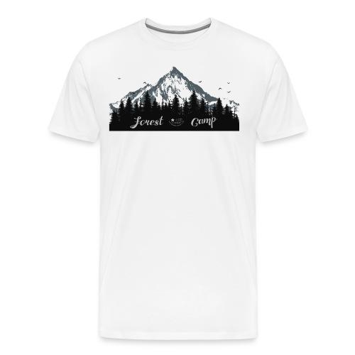 foresta - Maglietta Premium da uomo