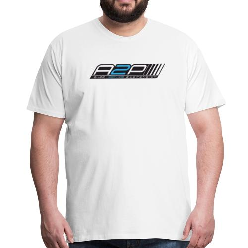LOGO A2P SUSP - T-shirt Premium Homme