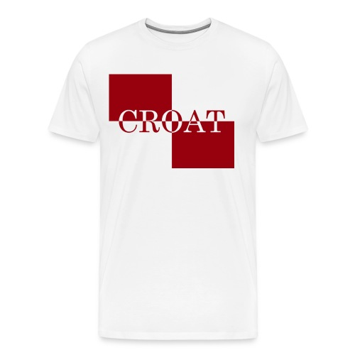 CROAT Classic - Männer Premium T-Shirt