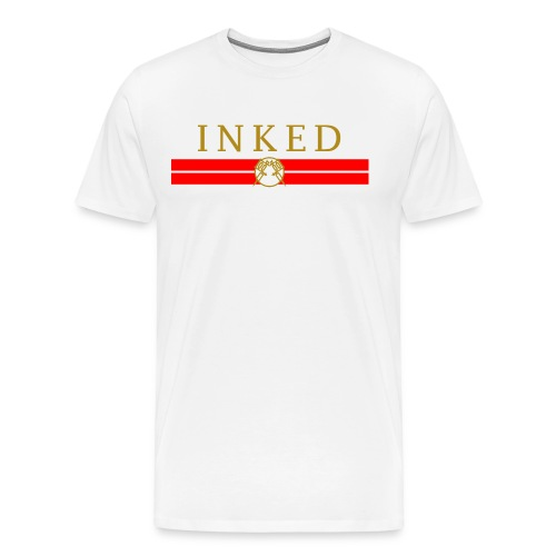 TATTOO - SHIRT INKED - Männer Premium T-Shirt