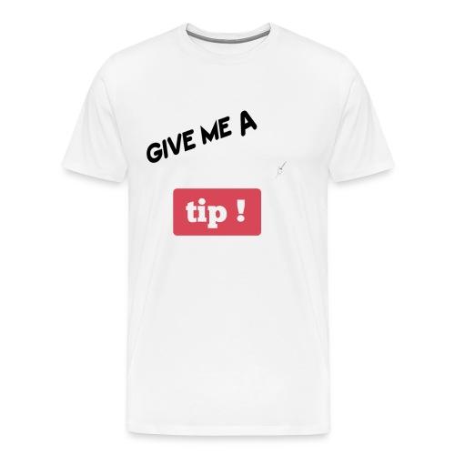 YOUTUBE-Tips - T-shirt Premium Homme