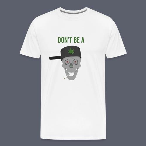 Pothead - Premium-T-shirt herr