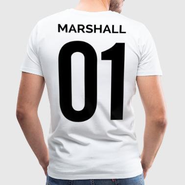 MARSHALL 01 - Miesten premium t-paita