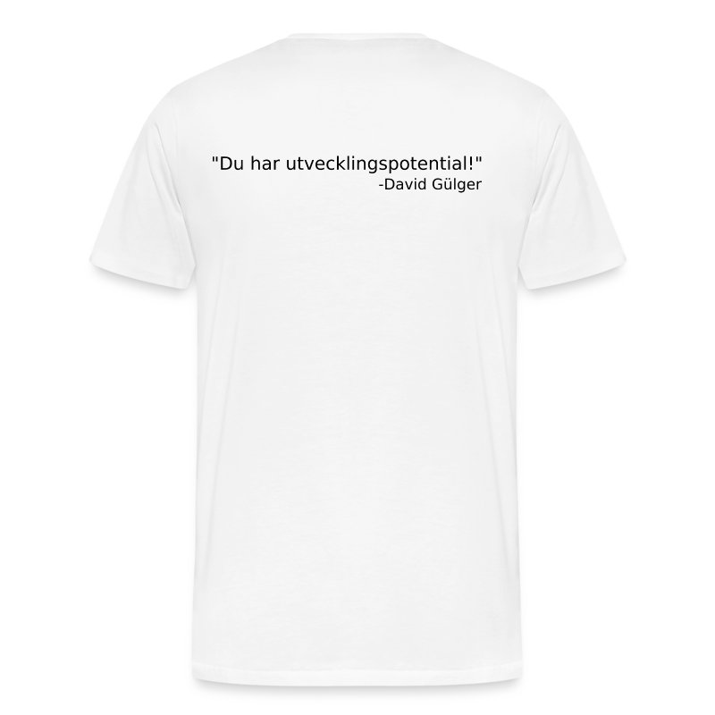 Ju jutsu kai förslag 1 version 1 svart text - Premium-T-shirt herr