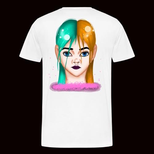 cool girl - Männer Premium T-Shirt