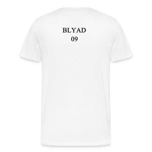Blyad 09 Black - Männer Premium T-Shirt