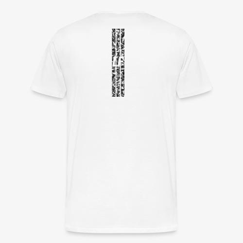 LF camo stripes - Premium-T-shirt herr