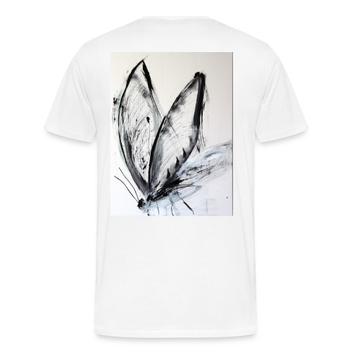 butterfly - Männer Premium T-Shirt