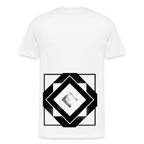 White Mist - Men's Premium T-Shirt