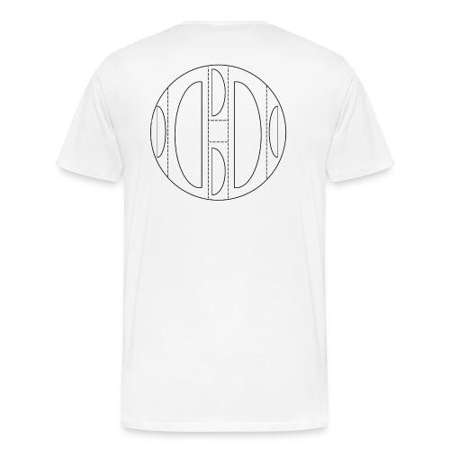 bowls - Männer Premium T-Shirt