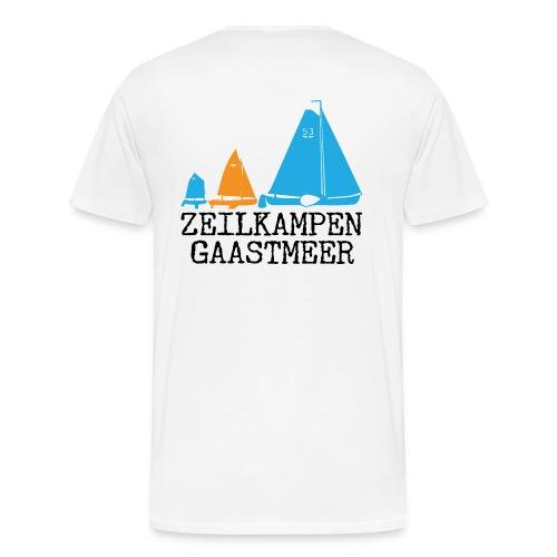 ZKG Zwart - Mannen Premium T-shirt