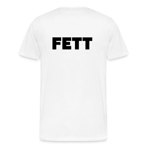 Fett - Männer Premium T-Shirt