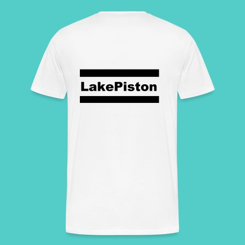 LakePiston V2 - Männer Premium T-Shirt