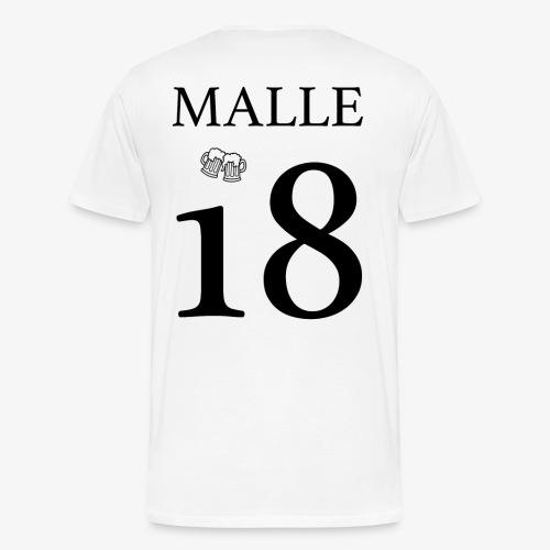 Malle 18 - Männer Premium T-Shirt