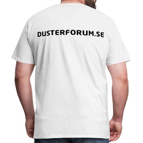 dusterforum - Premium-T-shirt herr