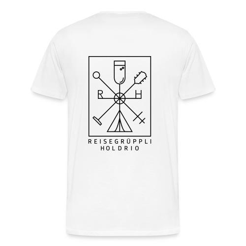 RGH Logo - Männer Premium T-Shirt