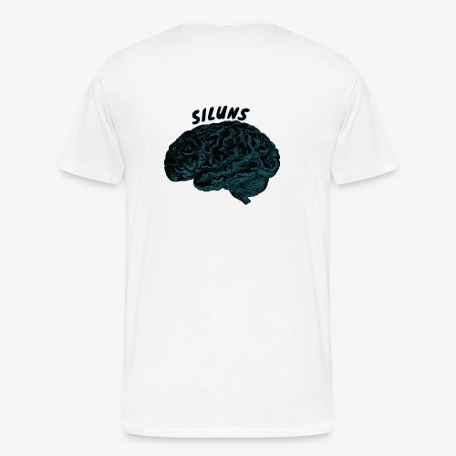 SILUNS 0110110 - T-shirt Premium Homme