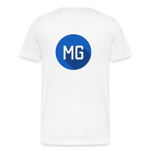 MG Clan Logo - Männer Premium T-Shirt