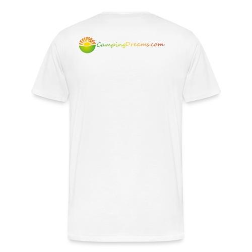 CampingDreams - Männer Premium T-Shirt