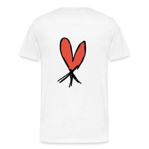 CARAD Logo - Männer Premium T-Shirt