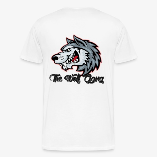 The Wolf Gang - T-shirt Premium Homme