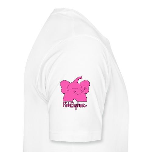 PinkElephant - Premium-T-shirt herr