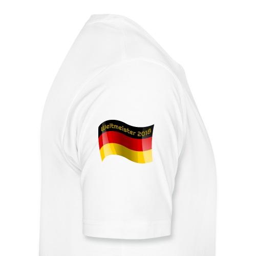 Deutschland Fahne 2018 - Männer Premium T-Shirt