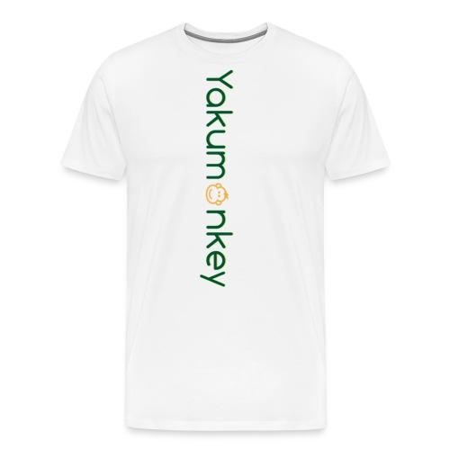 Yakumonkey T-shirt - Men's Premium T-Shirt