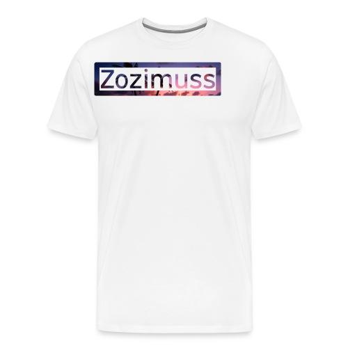 Zozimuss sunset. - Men's Premium T-Shirt