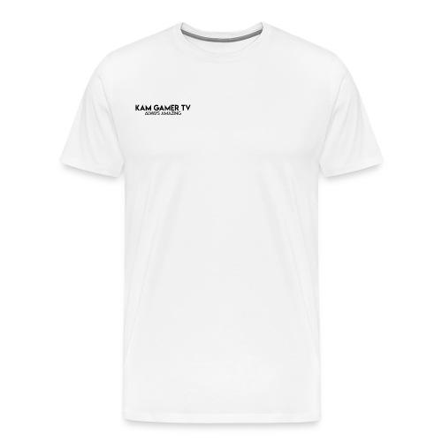 Kam Gamer Tv Always Amazing - Collection - Men's Premium T-Shirt