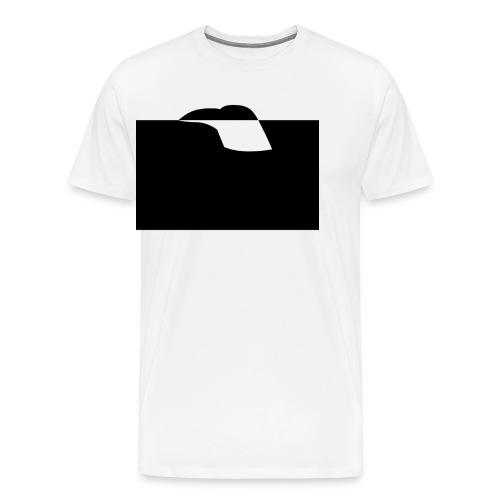 CROW - REVERSE # 1 - Men's Premium T-Shirt