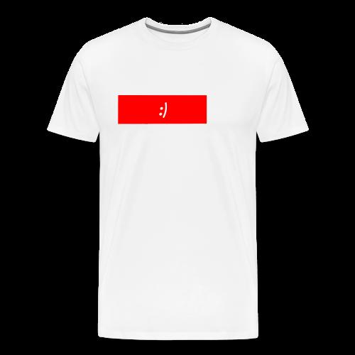Happy - Men's Premium T-Shirt